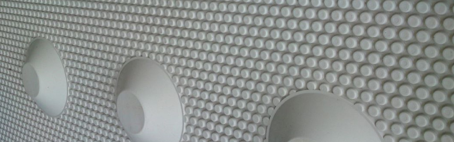 Detail der Filterplatte